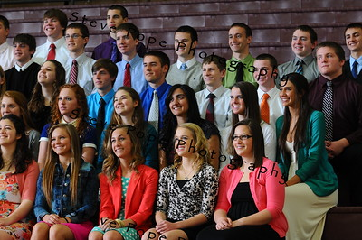 2013 Academic Awards