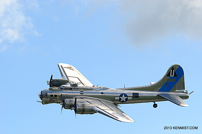Sentimental Journey B-17