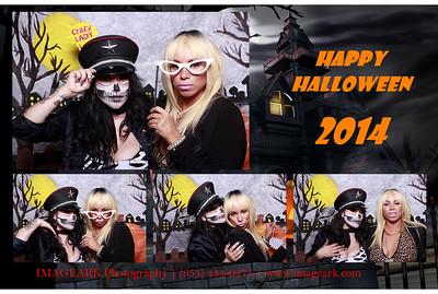 Franco Halloween Party