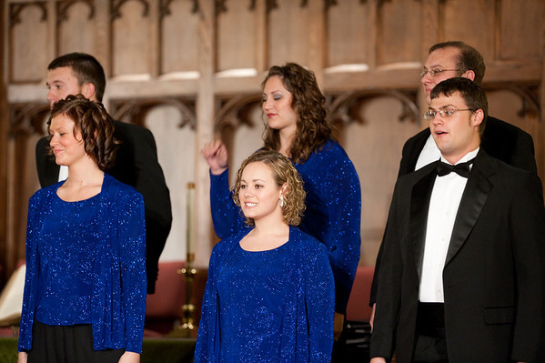 2009 Fall Choral Concert