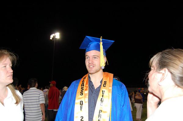 Jonathan Ringdahl High School Graduation