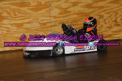 2014 Indoor Karts Heats Round 2