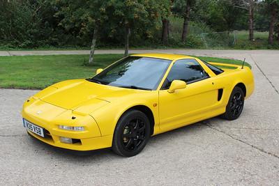 Indy Yellow Pearl Targa