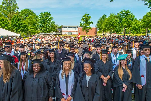 Martin Methodist College 2018 Commencement