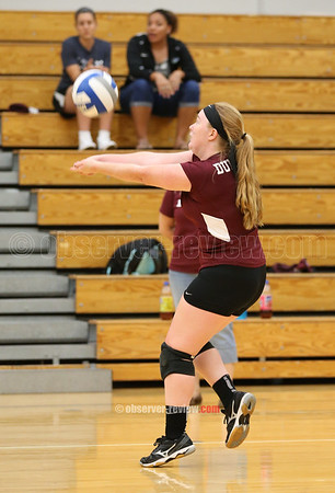 Dundee Volleyball 9-22-17