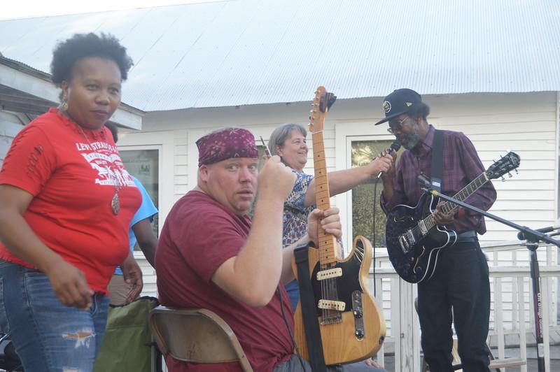 058 Sherena Boyce, Lightnin Malcolm, Sonia Outlaw-Clark & R. L. Boyce.jpg