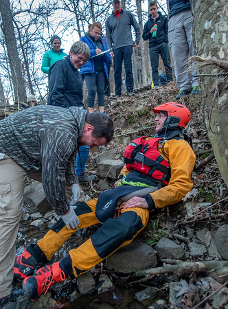 20-02-15 & 16 Wilderness First Aid Class