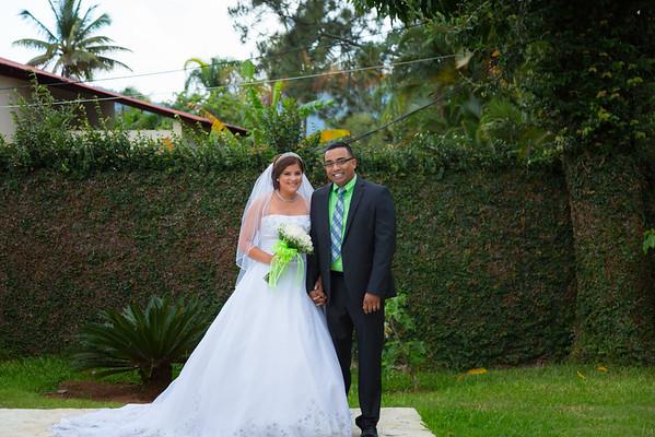 Sly and Beatriz Wedding