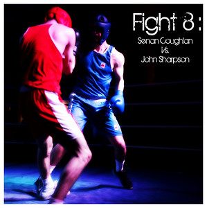 Fight 8 - Senan Coughlan vs John Sharpson