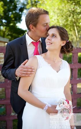 Le mariage de Maud & David