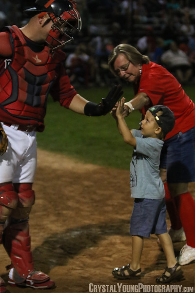 Brantford Red Sox vs. London Majors August 3, 2018
