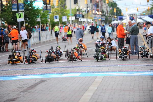 Wheelchair/Handcycle Pre-Race - 2019 HAP CRIM