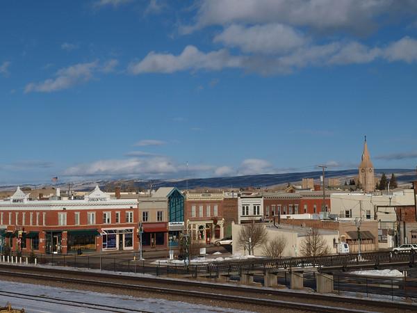 Laramie Downtown