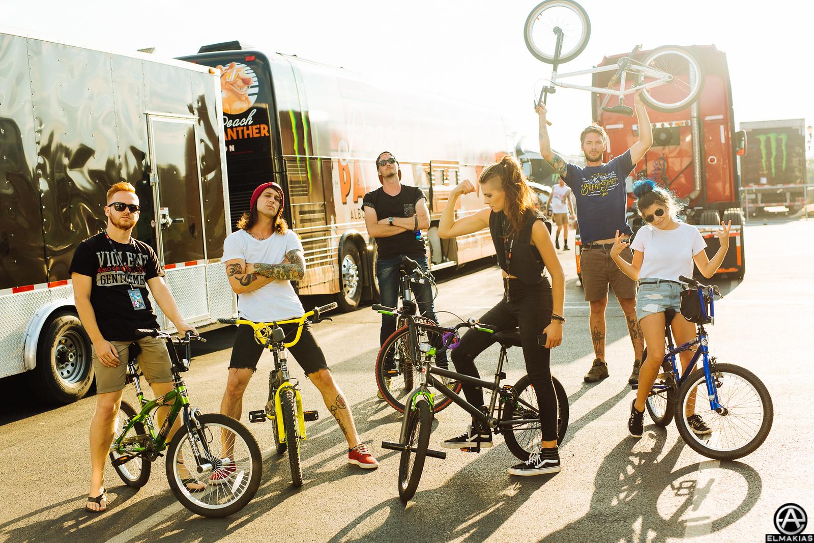 PVRIS at Vans Warped Tour 2015 by Adam Elmakias