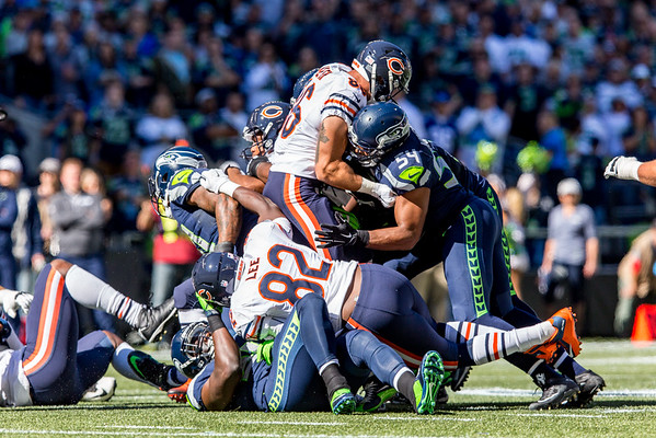 Seattle Seahawks vs Chicago Bears