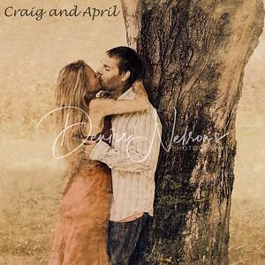Craig and April