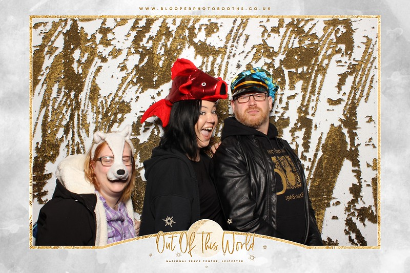 Out Of This World Wedding Fair - Spotlight Photo Booth