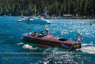 The Hae Dae III, in 2011, Lake Tahoe