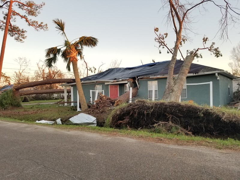 Hurricane Michael - Panama City / Lynn Haven