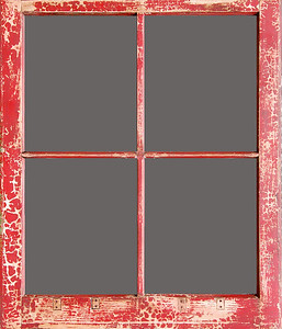 4-pane red
