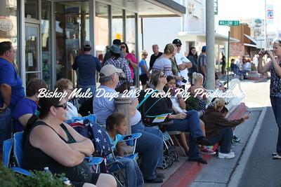 Bishop Mule Days Parade