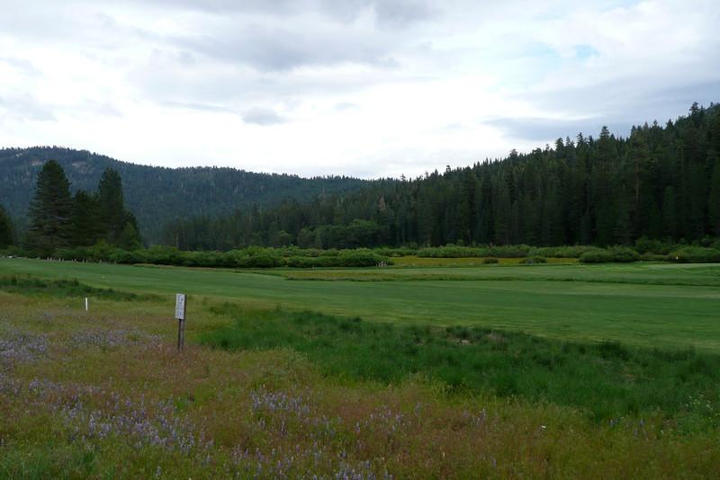 Wawona Golf Course. Yosemite NP