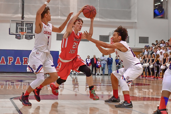 Playoff Game: Regis at CHAP - February 25 2017