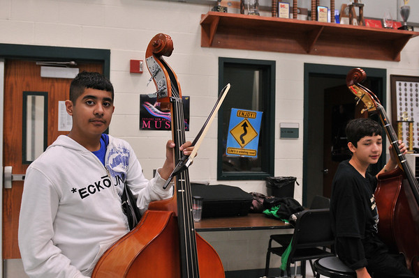 Middle School Orchestra Festivals