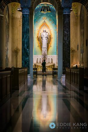 National Shrine Washington DC