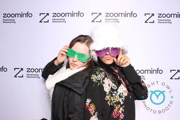 ZoomInfo Dreamforce Happy Hour