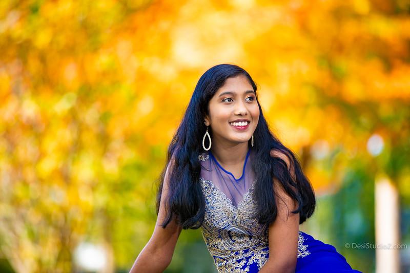 Arnitha Sweet 16 Preshoot