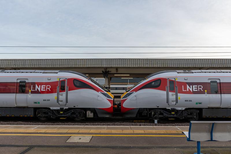 New Order at Peterborough