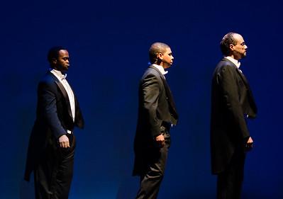 Three Mo' Tenors at Shubert Theater in CT 10/30/14