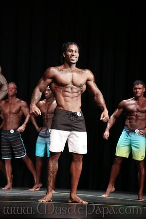 Mens Physique Prejudging