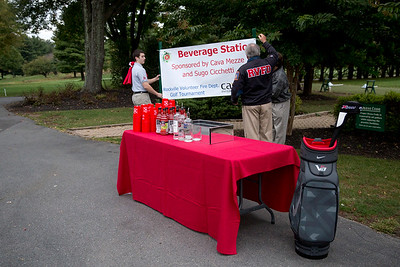 RVFD Golf Tournament 2013