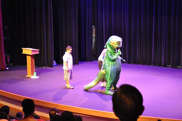Geddy the Gecko 2011