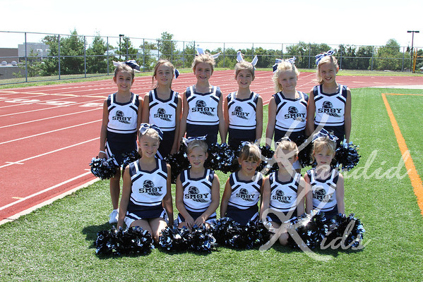 SMOY Cheer Teams