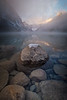 """First Snow"" 4, Lake Louise, Banff National Park, Alberta, Canada."