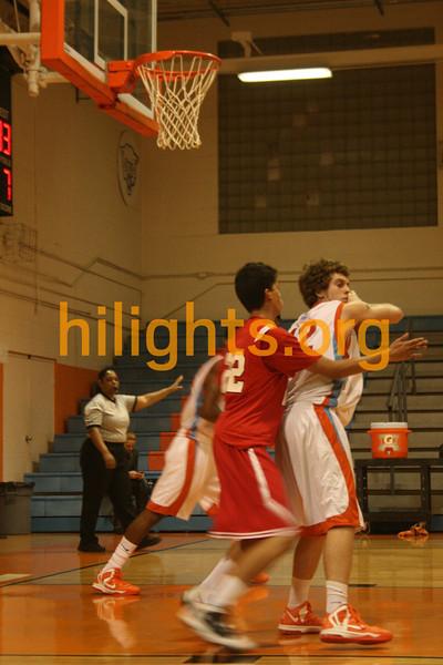 jv boys basketball 1-23