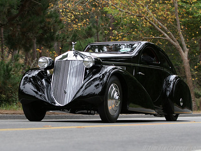pre war  cars