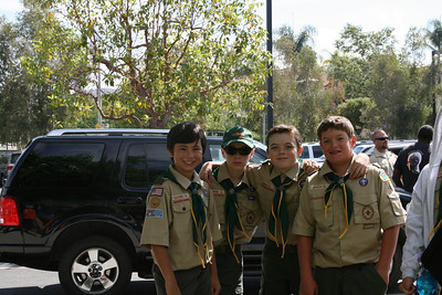 Boy Scout Camp - 2010
