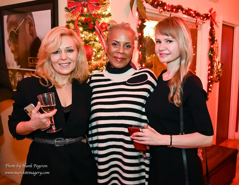 IMI Studios NYC & BB Magazine Holiday Party