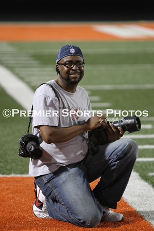 La Porte Freshman A Football vs Deer Park 9/22/2011