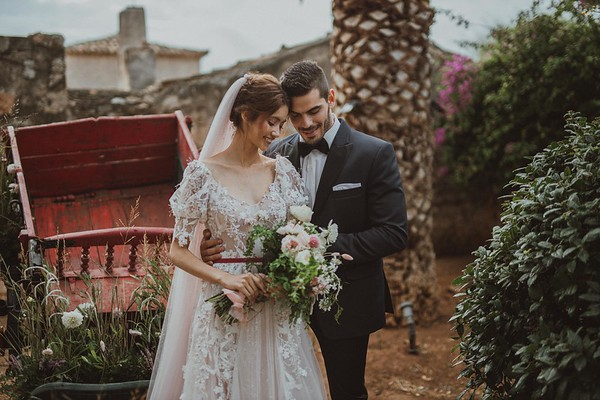 A stylish wedding to get inspired
