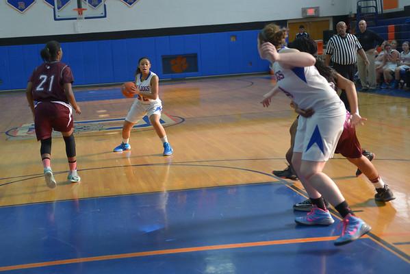 2015-01-17 Dayton Girls Varsity Basketball vs Hillside #2 of 2