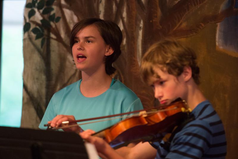 sixth grade talent show