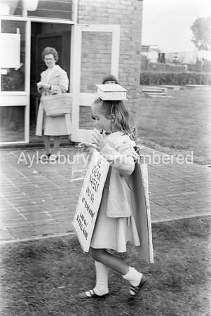 Bedgrove County Infant School, Oct 1978