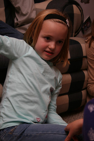Cailyn's birthday party