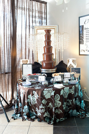 Chocolate Fountain Express - Open House