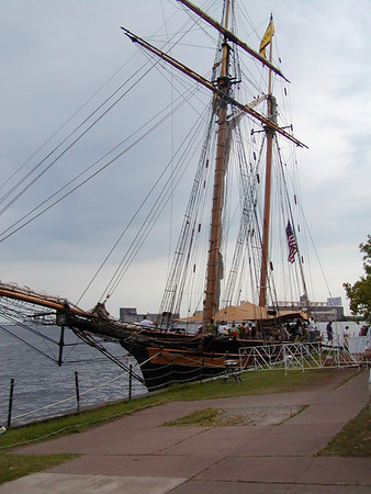 Duluth Tall Ships Festival 2008